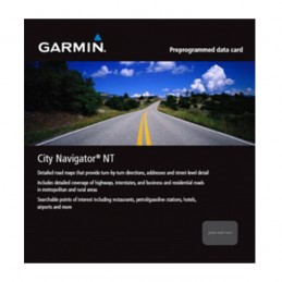 CARTE GARMIN CITY NAVIGATOR...