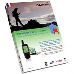 CARTE GARMIN TOPO FRANCE V3...