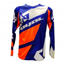 MAILLOT ROYAL VICTORY RACE...