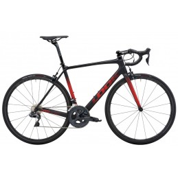 LOOK 785 HUEZ RS BLACK RED...