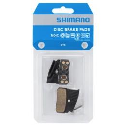 PLAQUETTES SHIMANO XTR N04C
